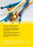 Cable Tie Catalogue