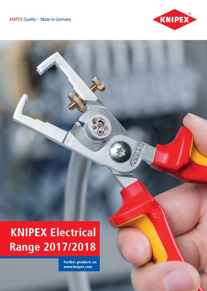 Knipex Electrical Range 2018